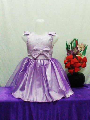 Gown Baju Anak jual baju anak umur setahun 1 th pakaian anak balita