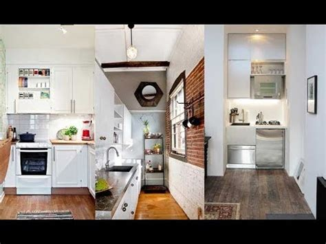 ideas cocina pequenas modernas  decoracion youtube