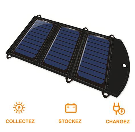 test panneau solaire x moove solargo trail et batterie
