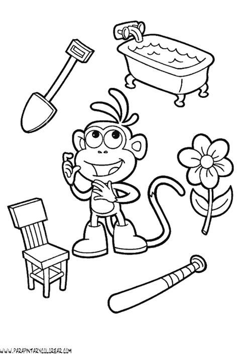 dibujos para colorear de dora la exploradora los mejores dibujos de dora la exploradora para colorear