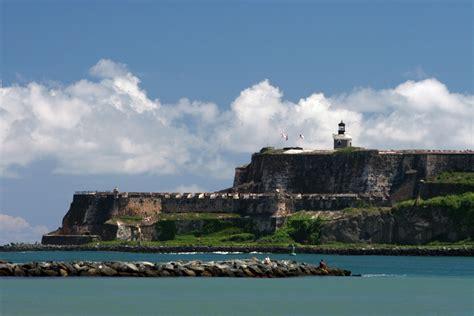 el morro san juan puerto rico castillo san felipe del morro big fort history game