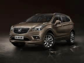 Buick Envision Suv Buick Envision Mid Size Suv Officially Revealed In China