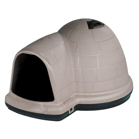 xlarge dog house petmate x large indigo dog house 08609976 the home depot