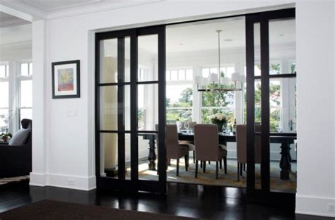 dining room doors 40 stunning sliding glass door designs for the dynamic