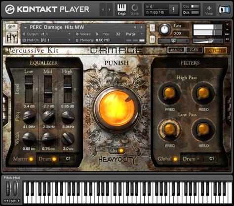 kontakt 5 full version price kvr damage by heavyocity percussion vst plugin audio