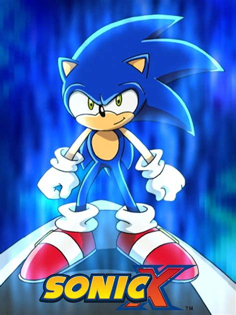 Sonic X sonic x tv show news episodes and more tv