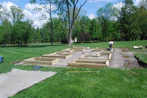 vegetable garden silver a formal vegetable garden dirt simple