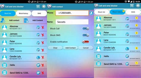 sms blocking app for android 7 best call blocker apps for android to block calls text msgs