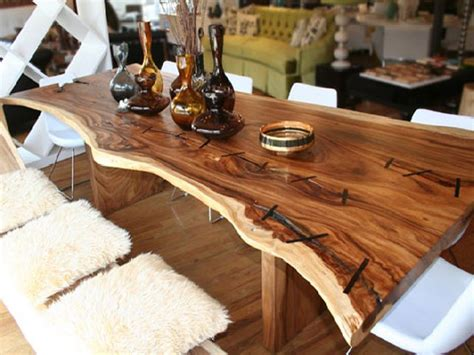 Unique Wood Dining Room Tables by Unique Dining Room Furniture Marceladick