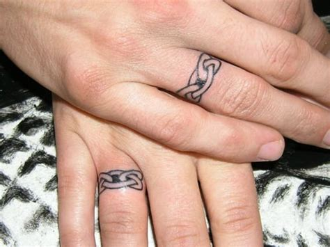 ring finger tattoos couples sleeve ideas ring finger ideas