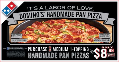 Handmade Pan Pizza Coupon - handmade pan pizza coupon 28 images grubgrade new