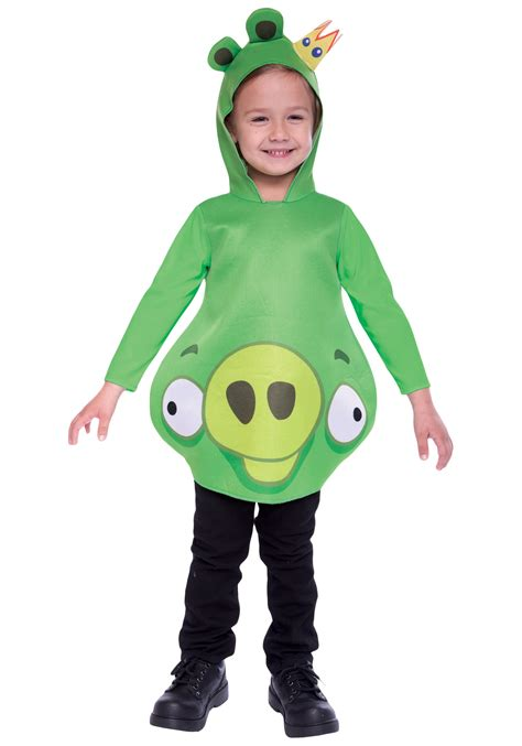toddler pig halloween costume toddler angry birds king pig costume