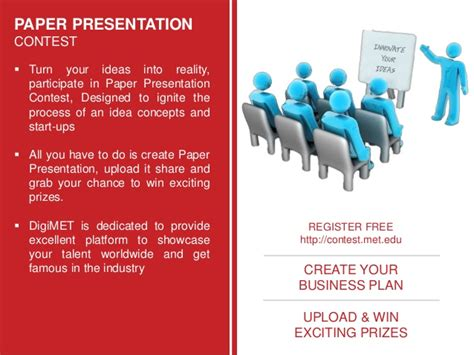 How To Make A Technical Paper Presentation - how to make a technical paper presentation 28 images