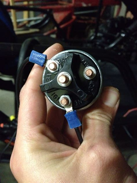 universal ignition switch wiring diagram somurichcom