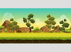 Forest Backgrounds Pack | Game Art Partners Mac S Meadow