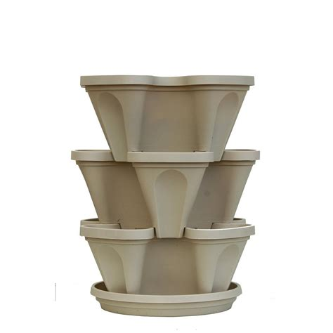 Wall Planters Home Depot by Pride Garden Products Mela 8 1 2 In Purple Plastic Wall Planter 83563 The Home Depot