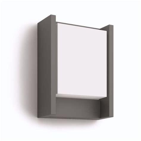 apliques de luz exterior aplique exterior arbour alvil