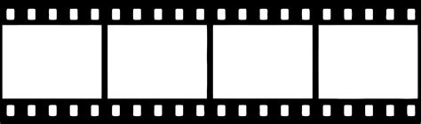 filmstrip template clipart simple filmstrip