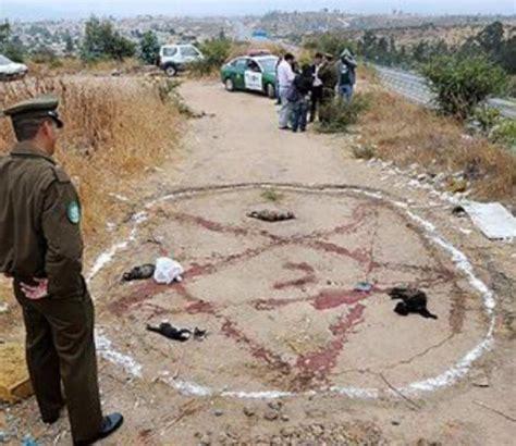 imagenes satanicas para face organizaciones coercitivas que hicieron noticia en chile