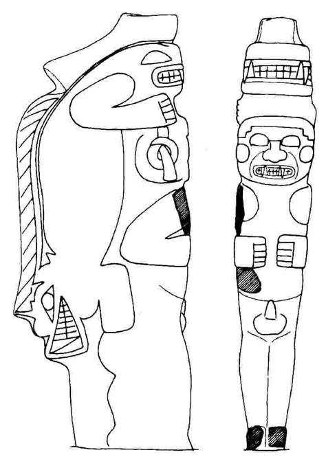 imagenes de la cultura chavin how to draw cultura chavin