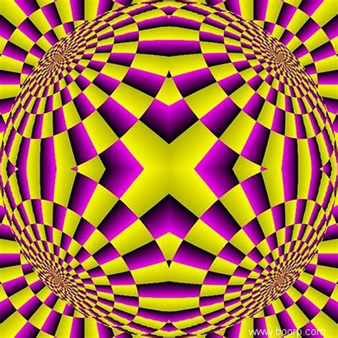imagenes en movimiento que marean illusioni ottiche