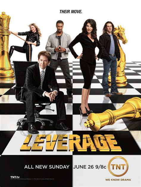 leverage poster gallery tv series posters and cast