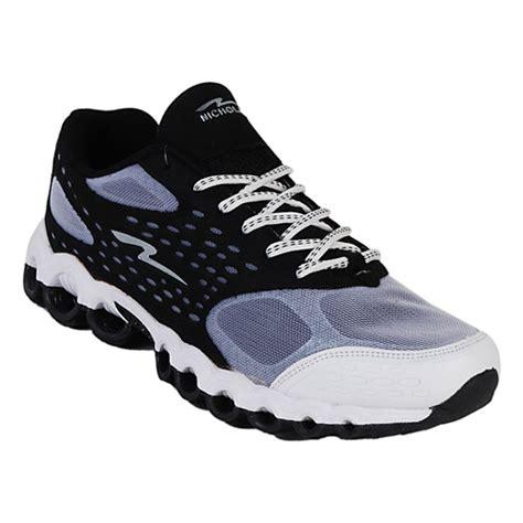 nicholas sports shoes buy nicholas sport shoes black white at best