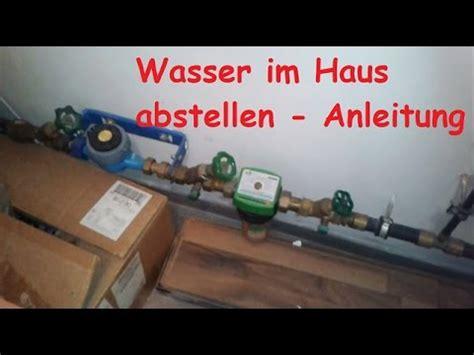 Wasser Abstellen Haus by Frostsicherer Au 223 Enwasserhahn Funktionsweise Funnycat Tv