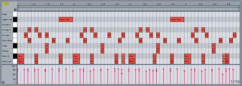 pattern drum and bass dubstep basics