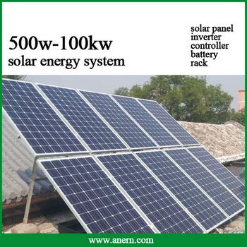 best 5kw solar power generator for home use with automatic