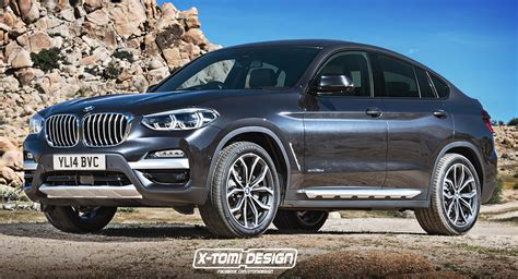 New Bmw X4 2018 by All New Bmw X4 Gets Rendered Based On 2018 X3