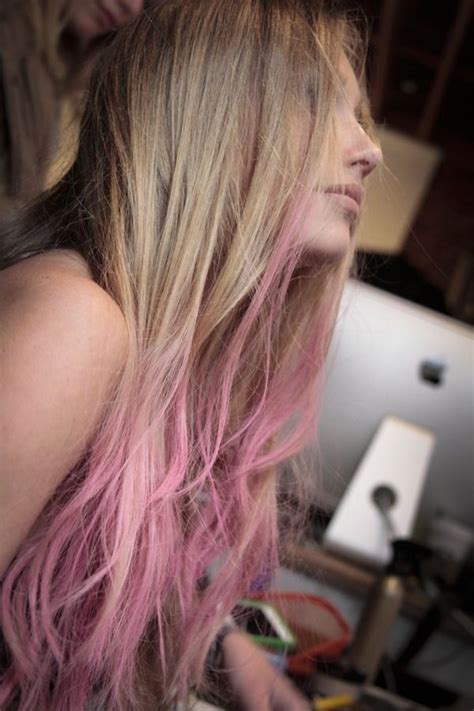 ombre hair color for kids 10 best ideas about pink dip dye on pinterest dip dye