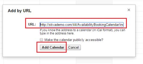 Calendar Add By Url Importing Data To And Yahoo Calendars Phpjabbers