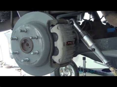 2013 chevrolet tahoe brake pad installation how to install replace front disc brakes chevy gmc pickup