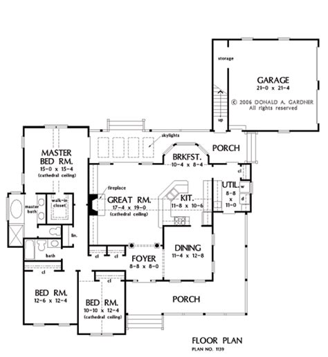 donald gardner floor plans the brunswicke house plan images see photos of don