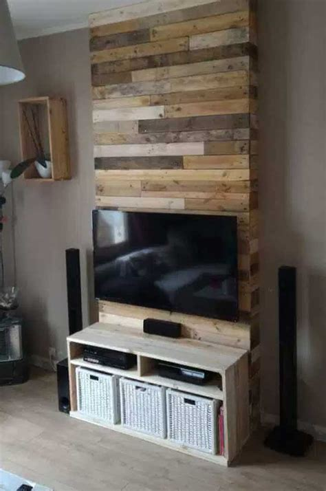 Build Your Own Stereo Cabinet 50 Creative Diy Tv Stand Ideas For Your Room Interior