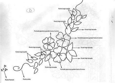 pattern selector en español dibujos para bordar manteles fabulous dibujos para bordar