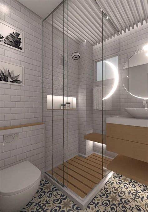 azulejo no banheiro piso para banheiro tipos dicas e 60 ideias de decora 231 227 o