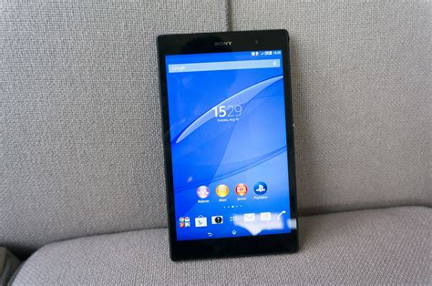 Tablet Sony Z3 sony xperia z3 tablet compact review pc advisor
