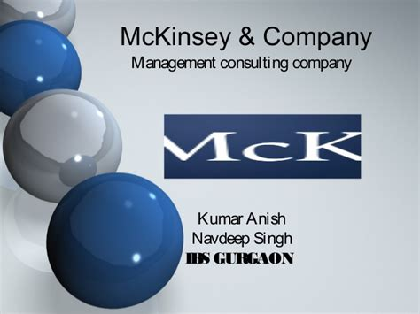 Mckinsey Paying For Mba by Business Communication