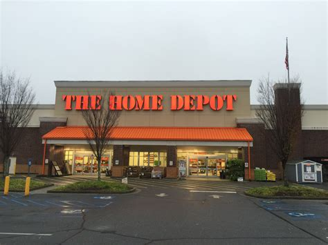 the home depot canton ga company profile