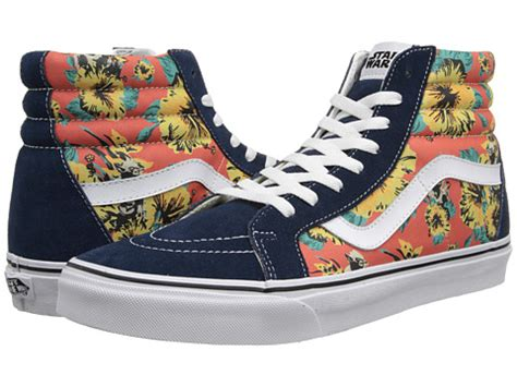 Sepatu Vans Skate High Starwars vans sk8 hi reissue x wars shoes shipped free at zappos