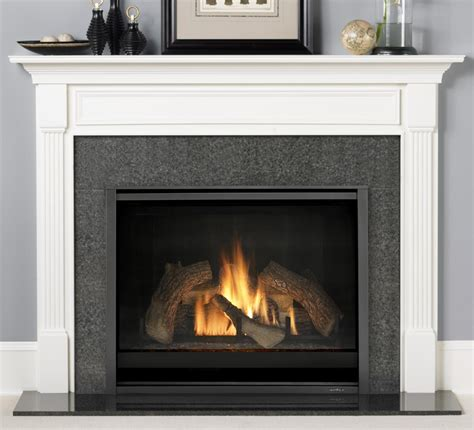 Fireplace Direct Vent Gas by Gas Fireplaces 8000c Kastle Fireplace