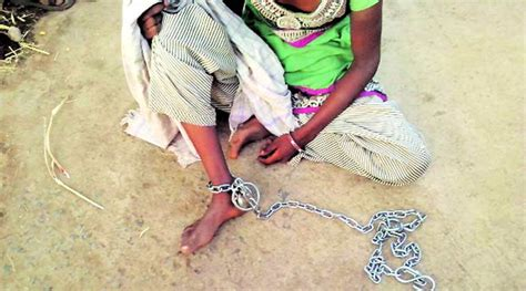 Section 342 Ipc by Gujarat Chained Up Held The Indian Express