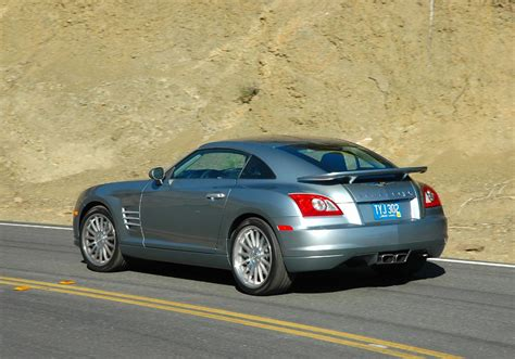 2006 chrysler crossfire 2006 chrysler crossfire information and photos zombiedrive
