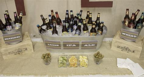 drink table decorating ideas how to decorate your drinks table