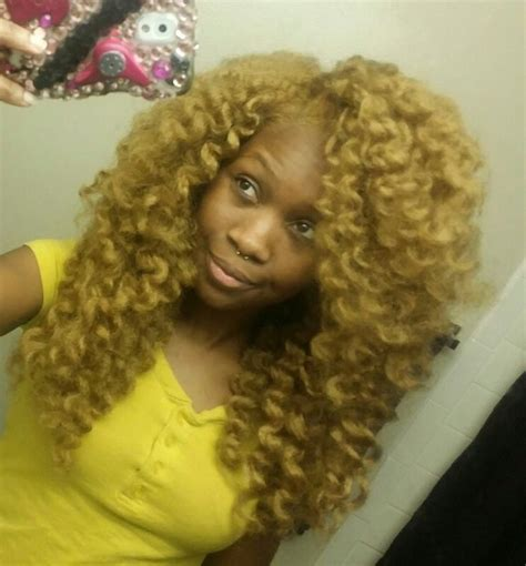 platinum blonde and blue crochet marley 18 best hair styles images on pinterest protective