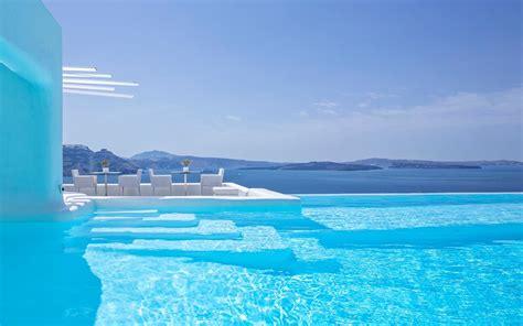 best hotels in greece the 2017 world s best resort hotels in greece travel