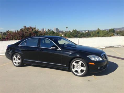mercedes southern california buy used s550 amg pkg loaded immaculate southern