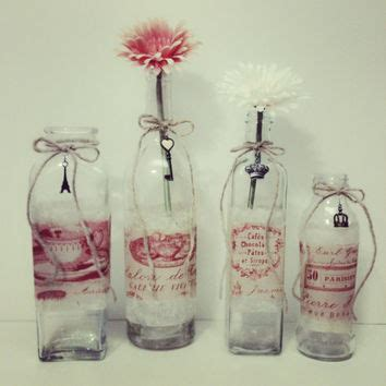 Decorated Vases For Wedding by Wedding Vase Wedding Decor Country From